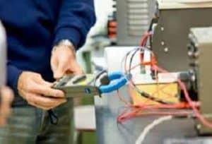 Eletricista no abc
