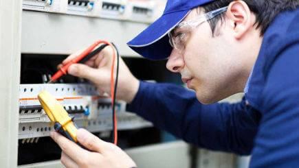 Eletricista na vila rica em Santo André