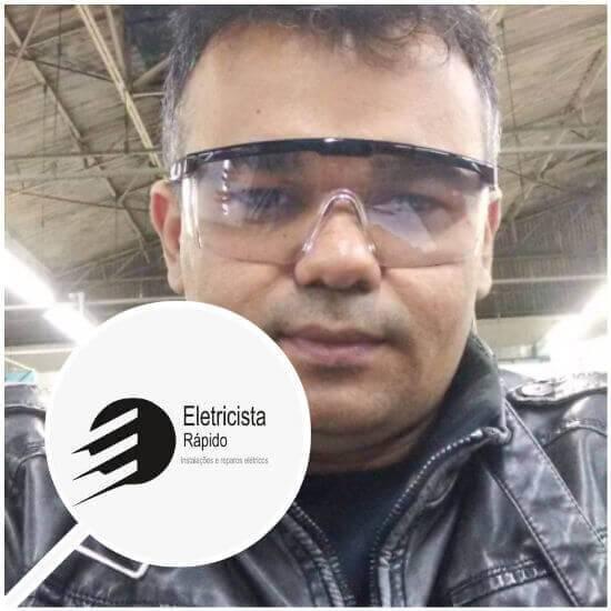 Eletricista residencial em Mauá, SP.